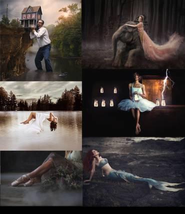 CREATING UNIQUE CONCEPTUAL PHOTOGRAPHY