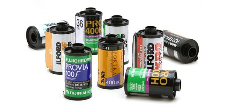 Color and Black and White Film Processing